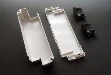 Пластиковый корпус B-004 для LED драйвера