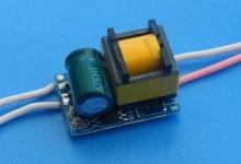 LED драйвер N (4-5) х 1W, 300 mA