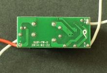LED драйвер N (4-7) х 1W, 300 mA
