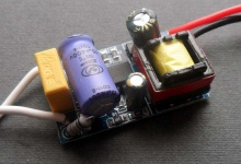 LED драйвер N (24-36) x 1W, 260 mA