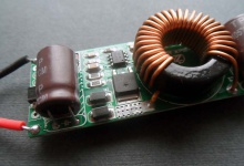 LED драйвер AC/DC 12V-24V (6-25) x 1W, 300 mA
