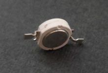 Светодиод белый 1W (100-110 lm) тепло