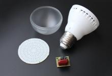 Конструктор LED лампы SSH60 E27