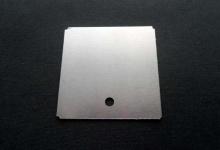 Алюминиевая плата квадрат 60 мм 4W