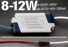 LED драйвер KE (8-12) x 1W, 300 mA
